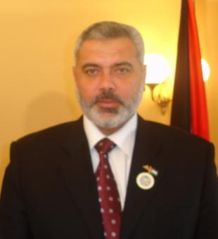 Picture of quotation author Ismail Haniyeh