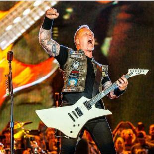 Picture of quotation author James Hetfield