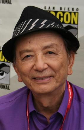 Picture of quotation author James Hong