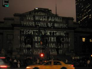 Picture of quotation author Jenny Holzer