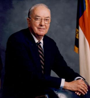 Picture of quotation author Jesse Helms