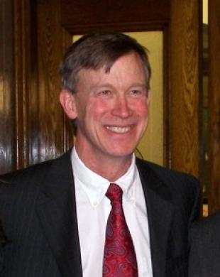 Picture of quotation author John Hickenlooper