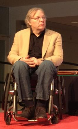 Picture of quotation author John Hockenberry