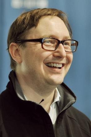 Picture of quotation author John Hodgman