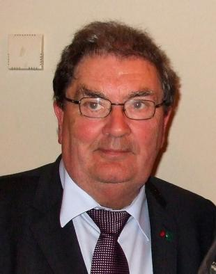 Picture of quotation author John Hume