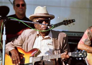 Picture of quotation author John Lee Hooker
