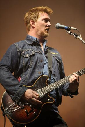 Picture of quotation author Josh Homme