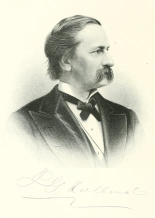 Picture of quotation author Josiah Gilbert Holland