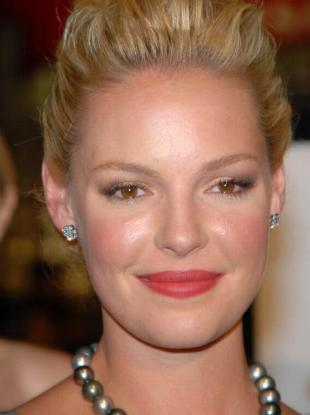 Picture of quotation author Katherine Heigl