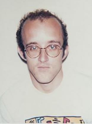 Picture of quotation author Keith Haring