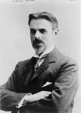 Picture of quotation author Laurence Housman
