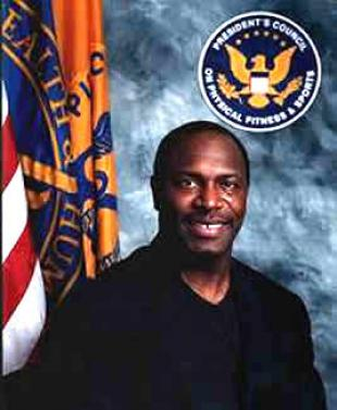 Picture of quotation author Lee Haney