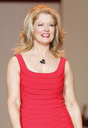 Picture of quotation author Mary Hart