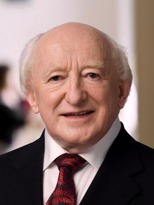 Picture of quotation author Michael D. Higgins