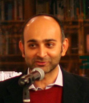 Picture of quotation author Mohsin Hamid