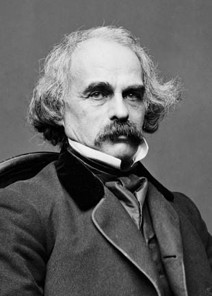 Picture of quotation author Nathaniel Hawthorne