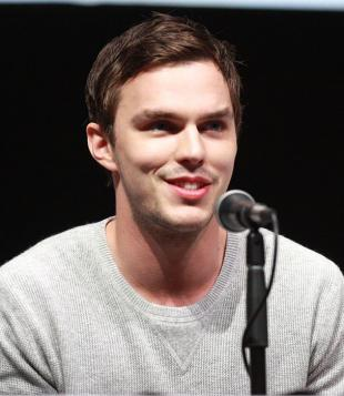 Picture of quotation author Nicholas Hoult