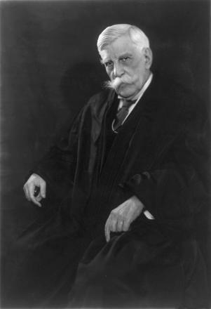 Picture of quotation author Oliver Wendell Holmes, Jr.