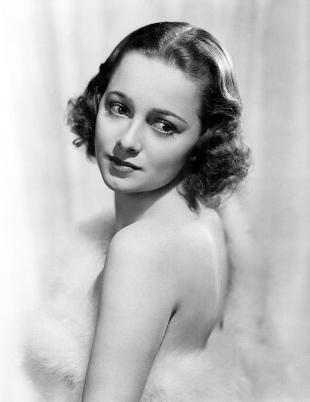 Picture of quotation author Olivia De Havilland