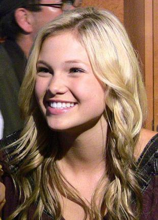 Picture of quotation author Olivia Holt