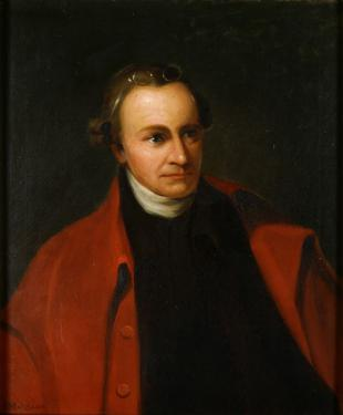 Picture of quotation author Patrick Henry
