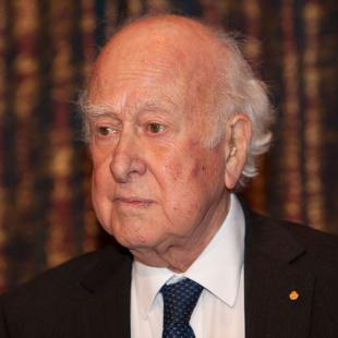 Picture of quotation author Peter Higgs