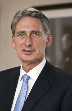 Picture of quotation author Philip Hammond