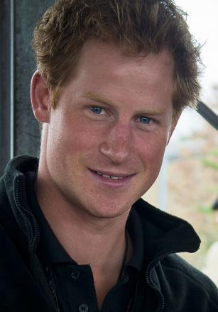 Picture of quotation author Prince Harry