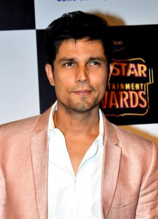Picture of quotation author Randeep Hooda