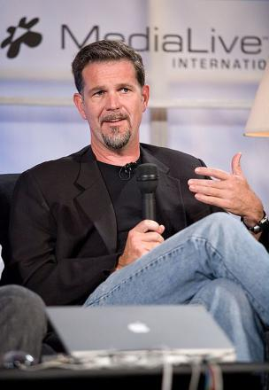 Picture of quotation author Reed Hastings