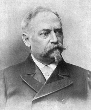 Picture of quotation author Richard Morris Hunt