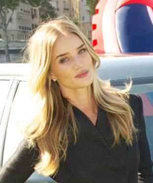 Picture of quotation author Rosie Huntington-Whiteley