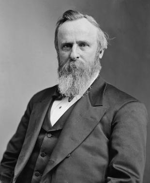 Picture of quotation author Rutherford B. Hayes