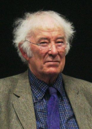 Picture of quotation author Seamus Heaney