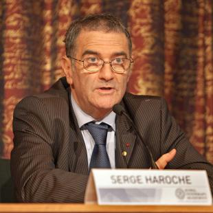 Picture of quotation author Serge Haroche