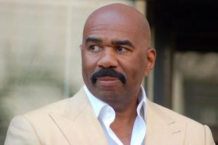 Picture of quotation author Steve Harvey
