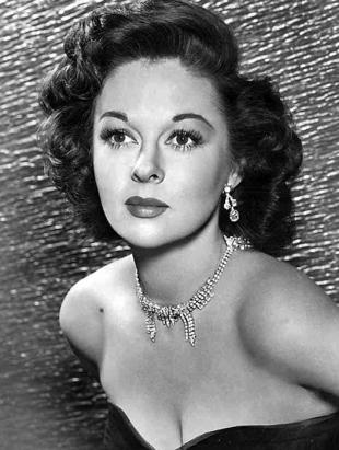 Picture of quotation author Susan Hayward