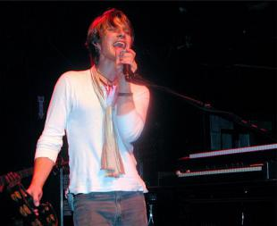 Picture of quotation author Taylor Hanson