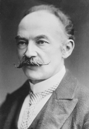 Picture of quotation author Thomas Hardy