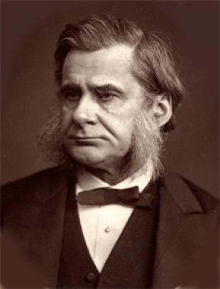 Picture of quotation author Thomas Huxley