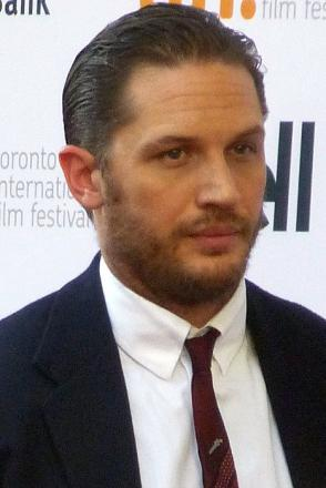 Picture of quotation author Tom Hardy