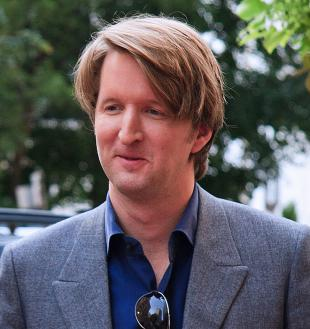 Picture of quotation author Tom Hooper