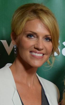 Picture of quotation author Tricia Helfer