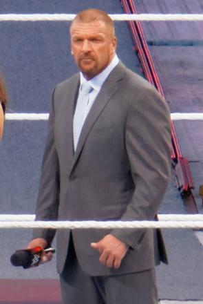 Picture of quotation author Triple H
