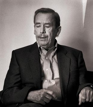 Picture of quotation author Vaclav Havel