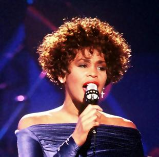 Picture of quotation author Whitney Houston