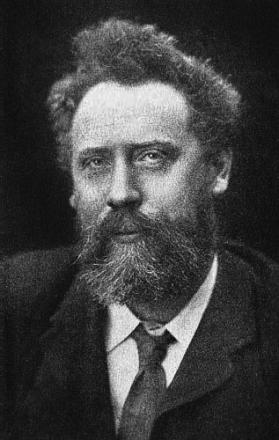 Picture of quotation author William Ernest Henley
