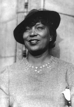 Picture of quotation author Zora Neale Hurston