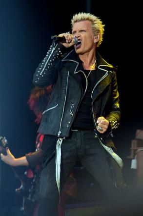 Picture of quotation author Billy Idol