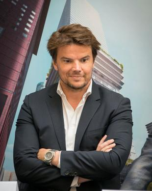 Picture of quotation author Bjarke Ingels